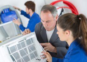 Maintenance équipement thermique alternance la rochelle