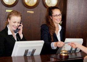 alternance receptionniste hotel CFA La Rochelle