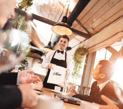 témoignage serveur restauration alternance