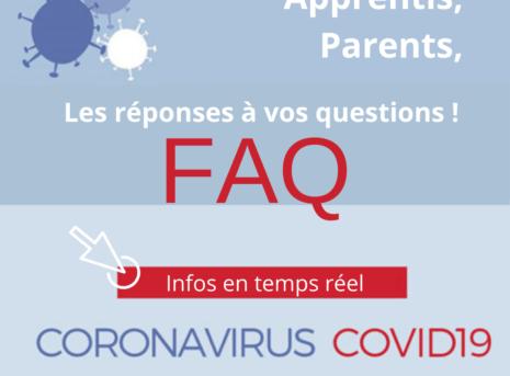 FAQ cfa 17 coronavirus covid 19 charente maritime