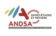 logo andsa sport etudes metiers cfa17